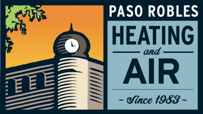 Paso Robles Heating and Air Logo